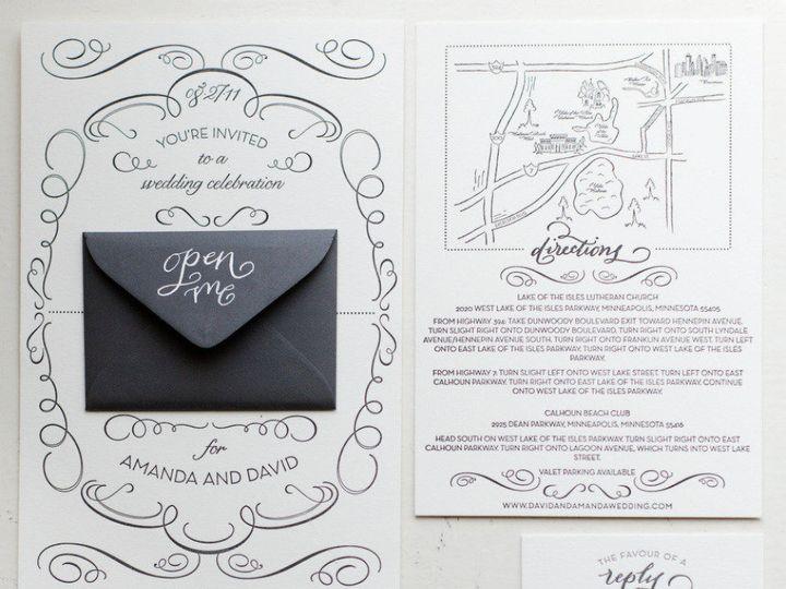 Tmx 1392498584534 Pre023t4k6636900 Wayzata wedding invitation