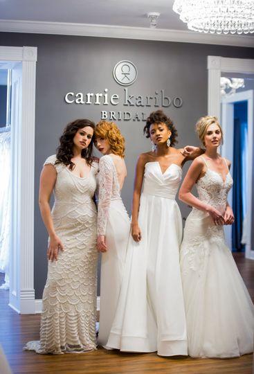 Carrie Karibo Bridal Boutique