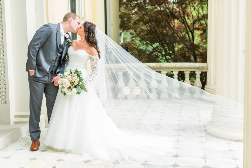 Evergreen Library Wedding