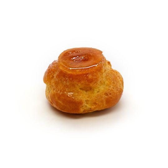 Miniature Pastries - Carmelized Cream Puff