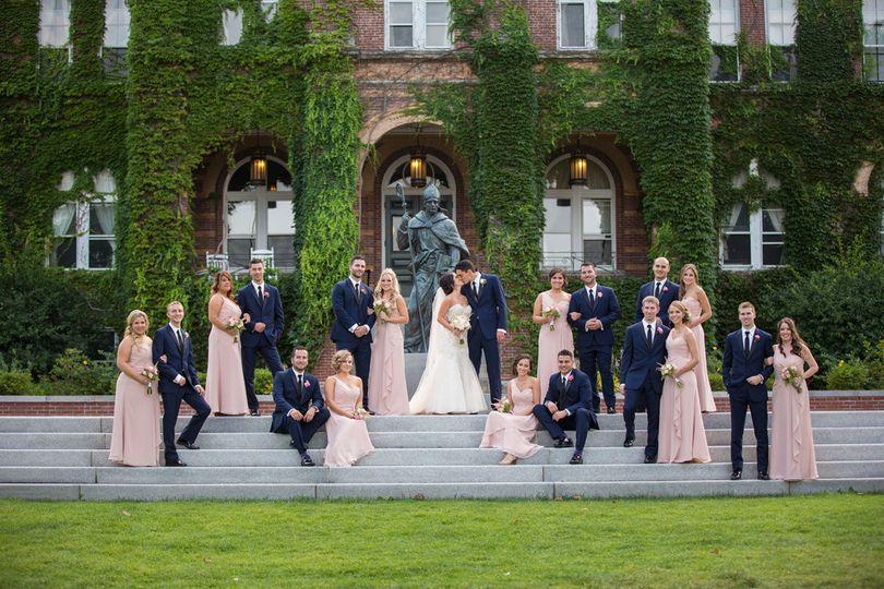vibrant worcester massachusetts wedding photogra
