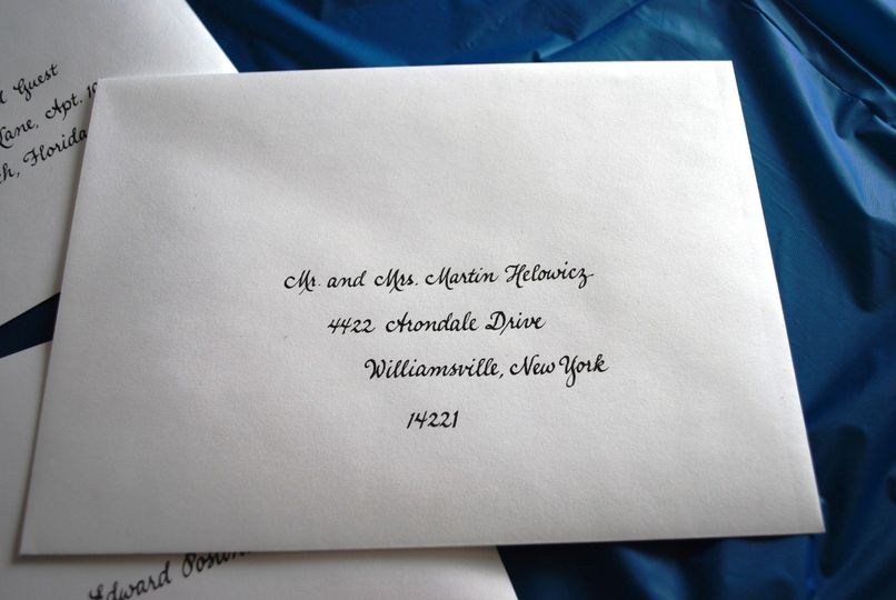 Courtney calligraphy reviews ratings wedding