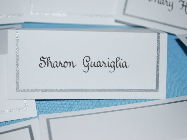 Tmx 1439407509228 18978178415291692284269068537993869094137n Lancaster, NY wedding invitation
