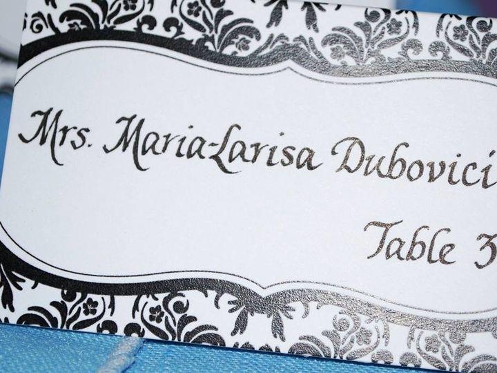 Tmx 1439407523114 112539538415301392283293033051854118902763n Lancaster, NY wedding invitation
