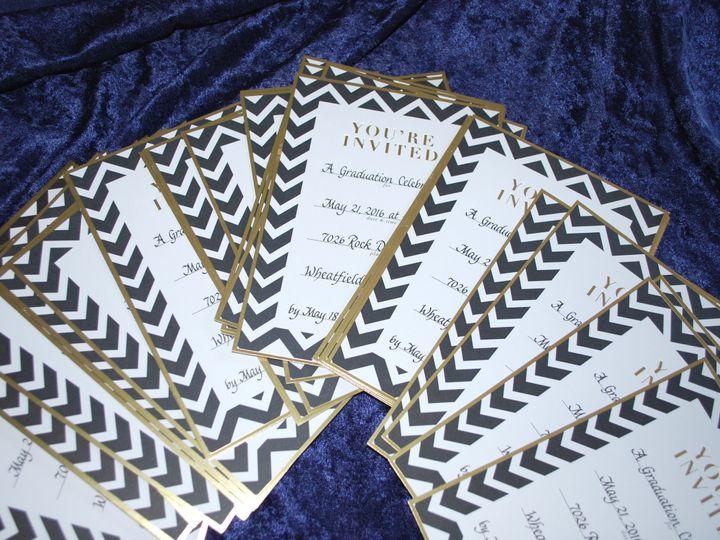 Tmx 1465764151331 Ariel Invites 2 Lancaster, NY wedding invitation