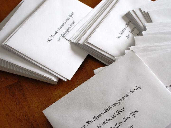 Tmx 1468939256748 Kaitlin And Jesse 1 Lancaster, NY wedding invitation