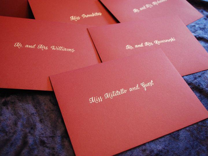 Tmx 1468939392429 K And S 18 Lancaster, NY wedding invitation