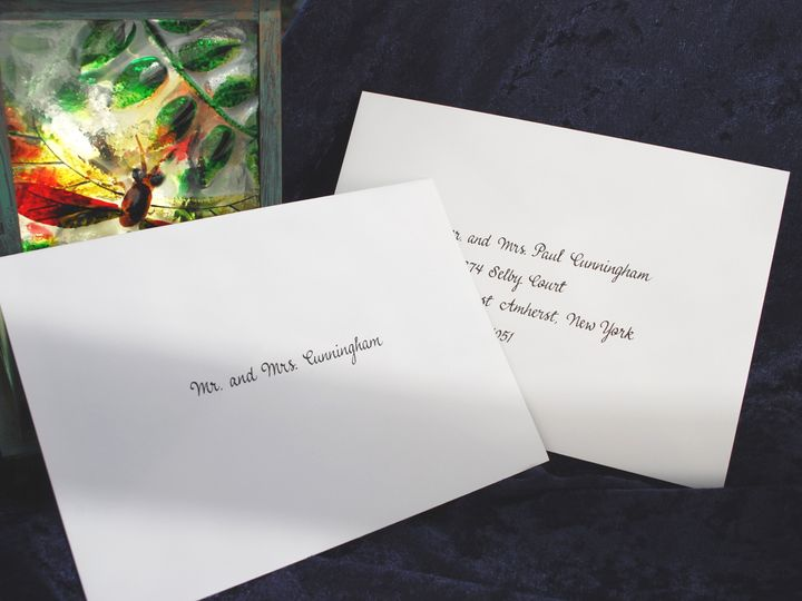 Tmx 1478009936870 Fiorella 7 Lancaster, NY wedding invitation