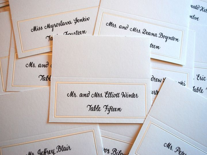Tmx 1478011131738 C And C 14 Lancaster, NY wedding invitation