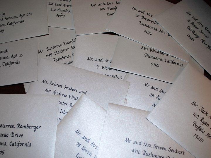 Tmx 1478011260363 Erica And Alec Sd 3 Lancaster, NY wedding invitation