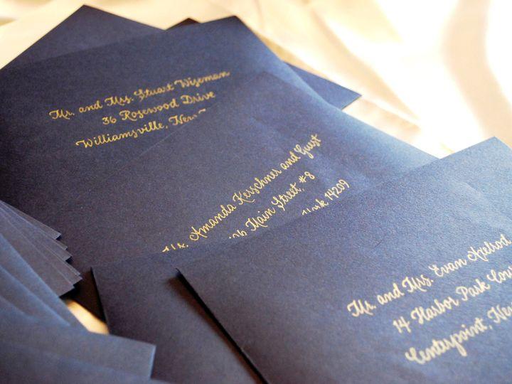 Tmx 1528748595 Df21b53e1123cfa0 1528748593 6a5a996f4a373684 1528748590559 5 Leah And David 3 Lancaster, NY wedding invitation