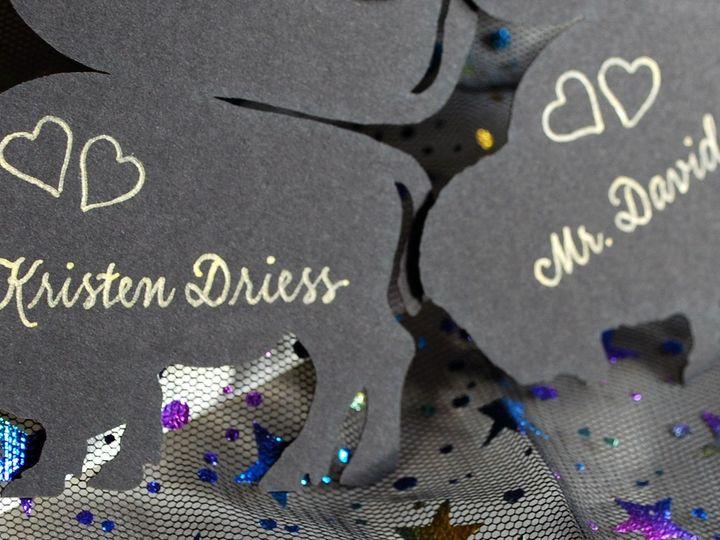 Tmx 1528748979 3353316b68e7fd57 1528748977 Edeee4d878f2a6e8 1528748976594 11 Krissy And Dave 1 Lancaster, NY wedding invitation