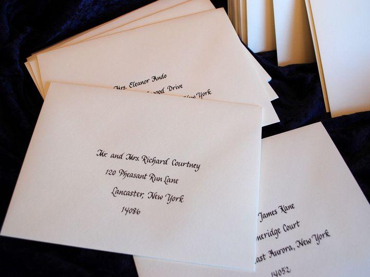 Tmx Alyssa And Rob 4 51 779838 1557939152 Lancaster, NY wedding invitation