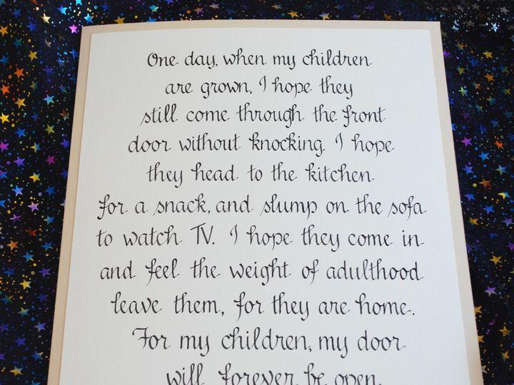 Tmx Anne Poem 3 51 779838 1557940454 Lancaster, NY wedding invitation