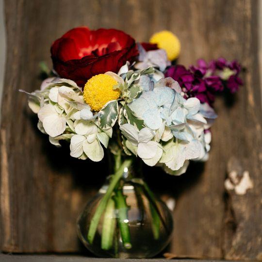 Tiny bouquet