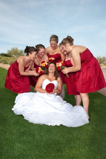 Just Married Wedding & Event Photography