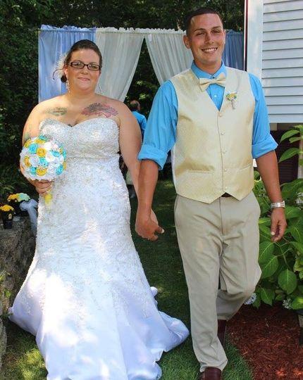 Married my Friends