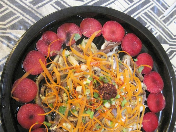 Tmx 1467980623450 Eggplant Platter Brattleboro wedding catering