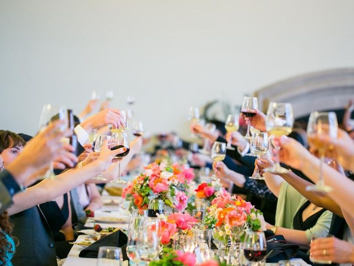 Wedding cheers
