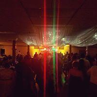 Lighting in the dance floor