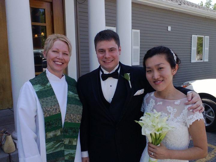 Tmx 1403269609206 Bryan And Natalia North Tonawanda, New York wedding officiant