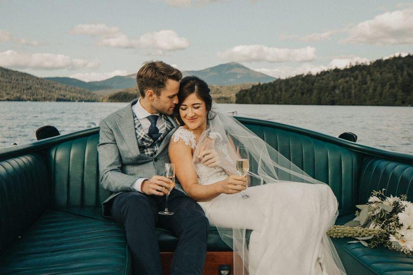 Lake Placid Wedding