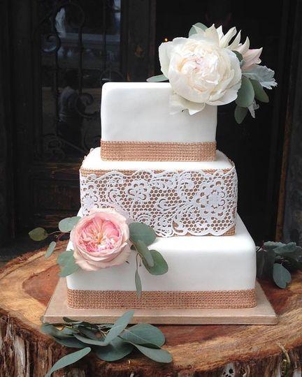 Plumeria Cake Studio Wedding Cake Mission Viejo Ca