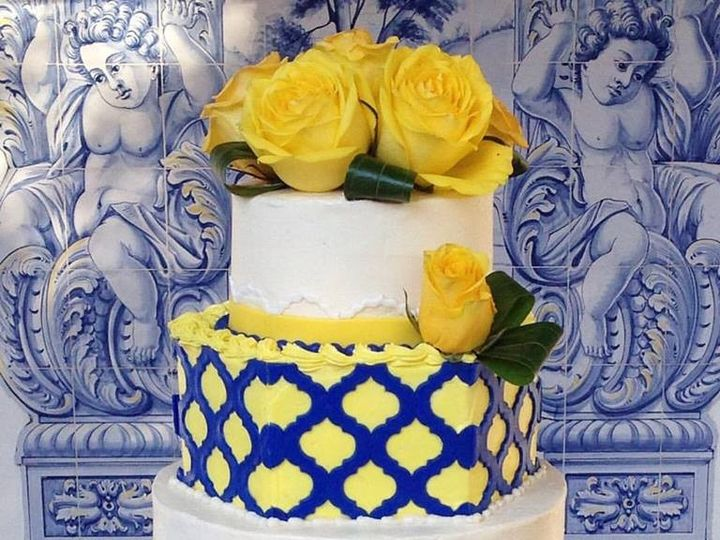 Tmx 1486231962846 1433358614847165482203144005351907620208373n Mission Viejo, California wedding cake