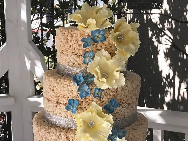 Tmx 1486231995273 1640696216863205480599123821947535829417395n Mission Viejo, California wedding cake
