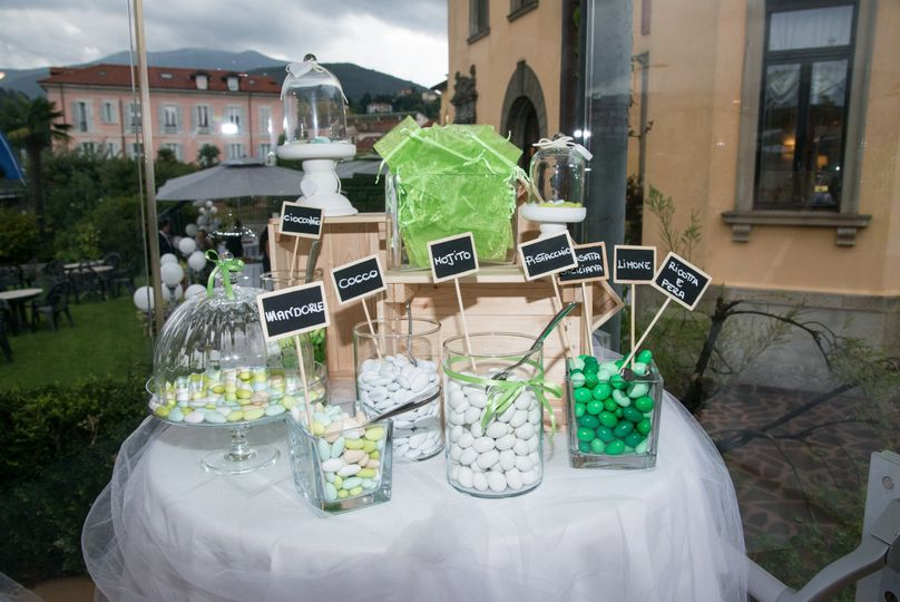 Martina Events & Wedding - candy table