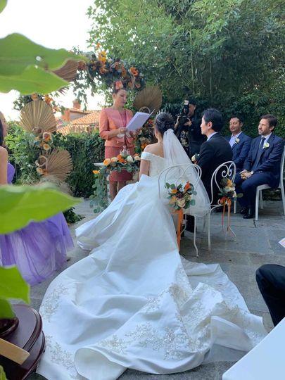 Martina wedding