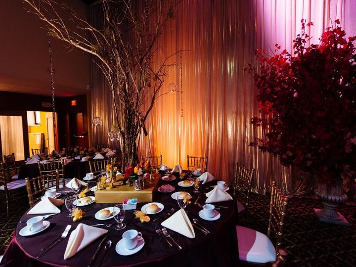 Tmx 1385058589242 Table With Fall Tree 1024x684 1024x68 Philadelphia, PA wedding catering