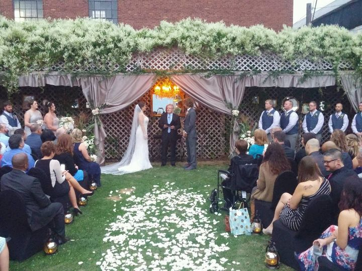 Tmx 1450324117013 Outdoor Ceremony Indianapolis wedding venue