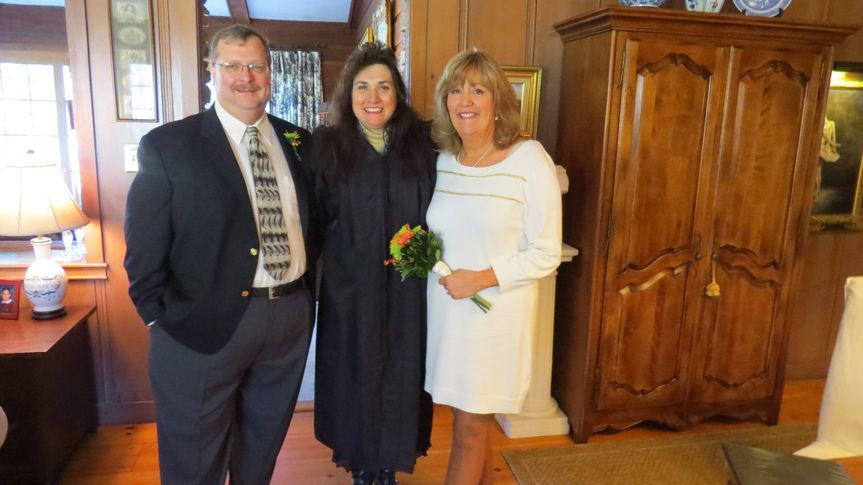 Justice Of The Peace Wedding.Dawn Jordan Justice Of The Peace Officiant Worcester Ma
