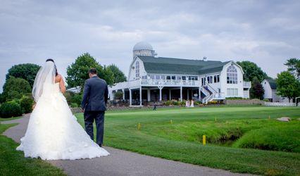 CreeksBend Golf Course 1