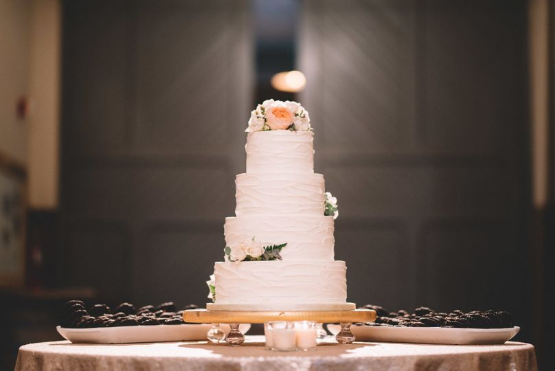Katelin Hayes Desserts Wedding Cake Nashville TN WeddingWire