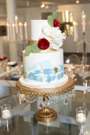 katelin hayes desserts wedding cake nashville tn weddingwire. Black Bedroom Furniture Sets. Home Design Ideas
