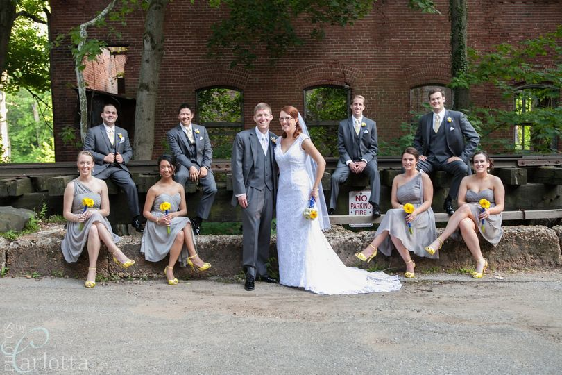 Ellicott City Wedding