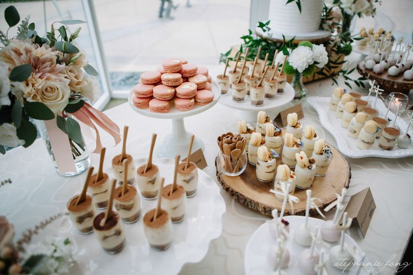 Desserts by Peggy Liao