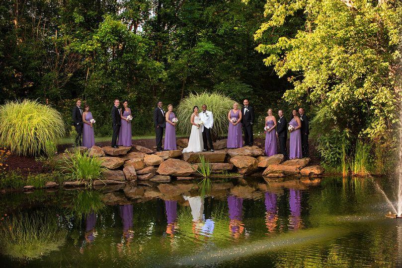 Wedding party | Riggio Photography