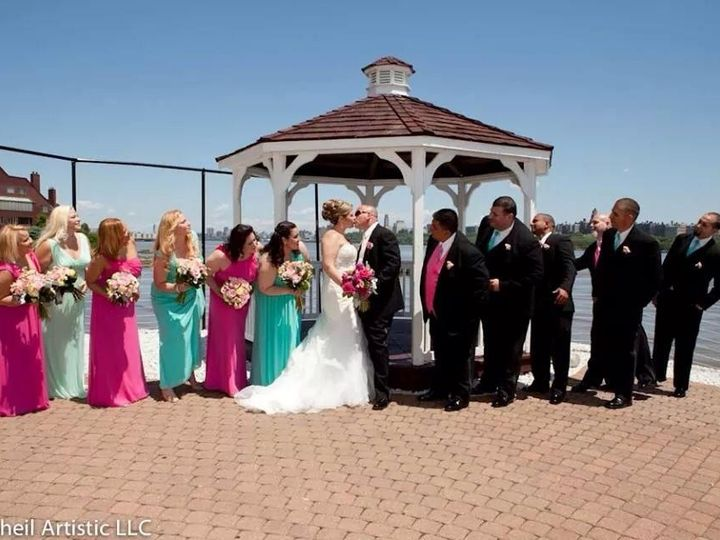 Tmx 1402628700943 Pier Kiss Hoboken wedding officiant