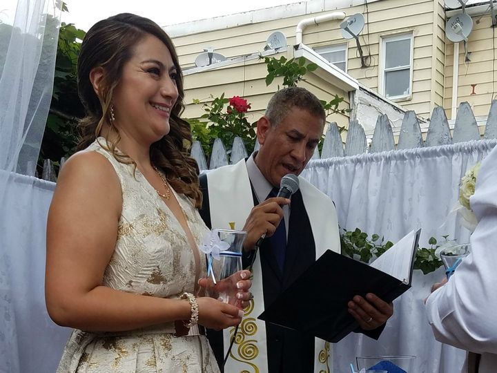 Tmx 1468690163340 Sand Ceremony Hoboken wedding officiant