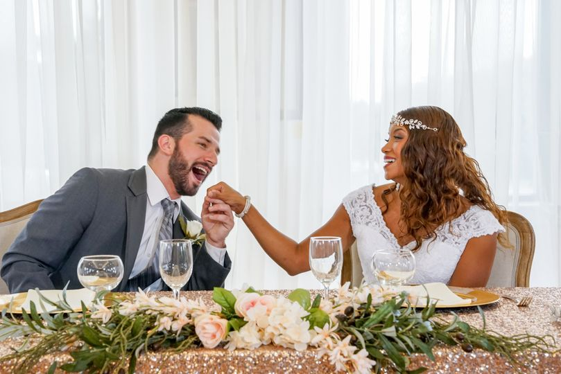 Groom and Bride Bonding