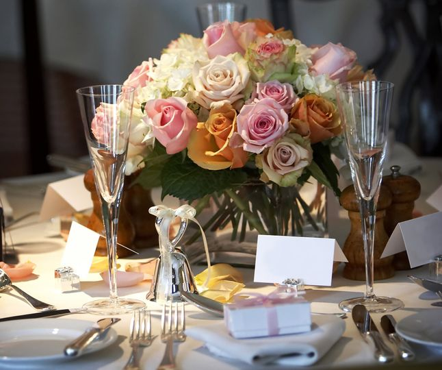 Personalize Table Setting