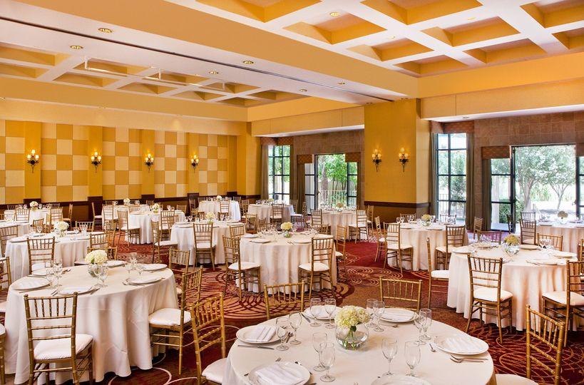Sheraton Crescent Hotel Venue Phoenix Az Weddingwire