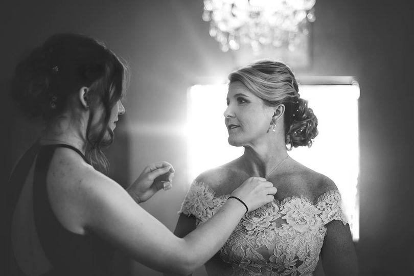 bridal suite special light