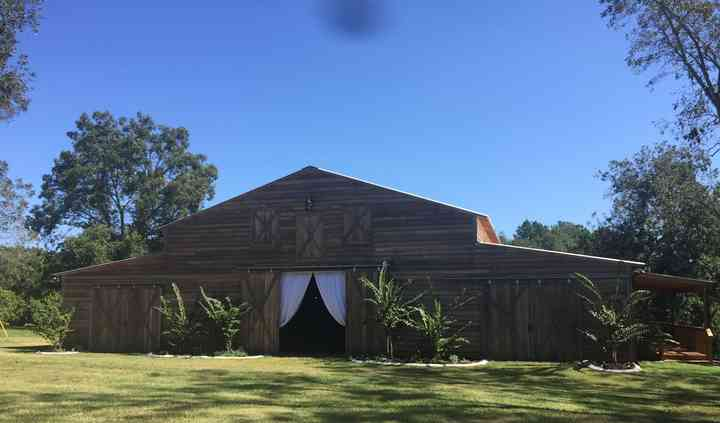 The Wedding Barn at L'Horne