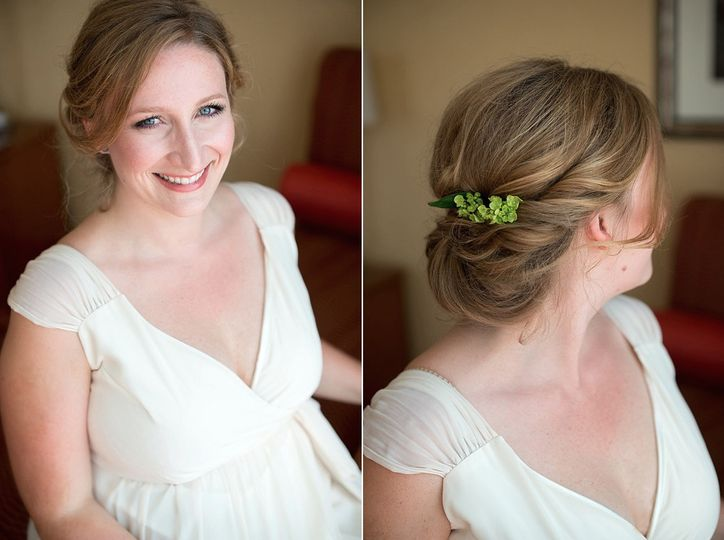 Hair & makeup by Caitlyn Meyer
