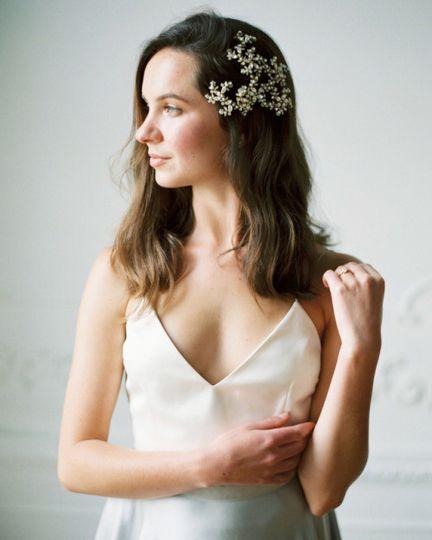 Brideal portrait