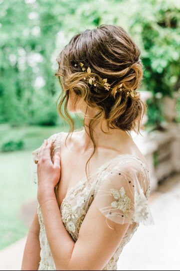 Hair by Caitlyn Meyer